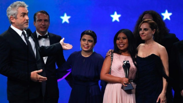 "http://fronteradigital.com.ve/""Roma"" arrasó en los Critics' Choice Awards 