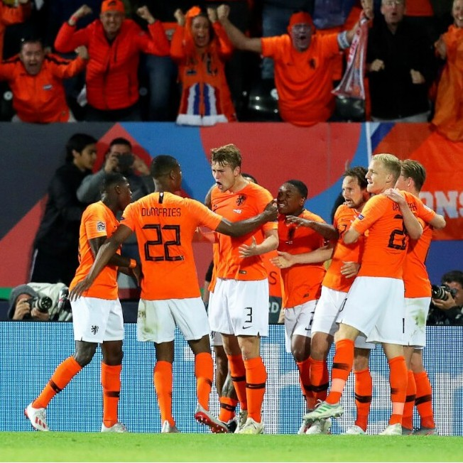 Diario Frontera, Frontera Digital,  HOLANDA, Deportes, ,Holanda y Portugal jugarán la final de la Uefa Nations League