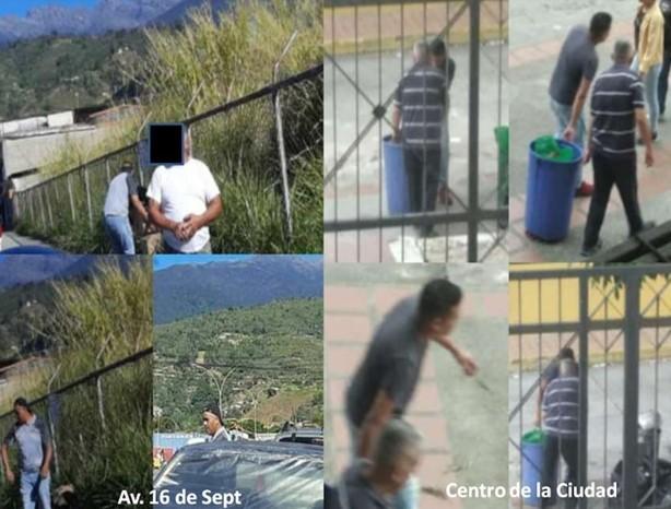"""Diario Frontera, Frontera Digital,  ALCALDÍA DE MÉRIDA, Regionales, ,La falta de ciudadanía """"Los Marranos""""   no deja que Mérida se mantenga limpia"""