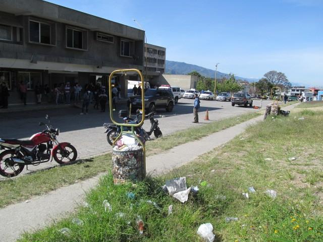 Diario Frontera, Frontera Digital,  IAHULA, Regionales, ,Áreas verdes del Iahula, entre maleza y basura