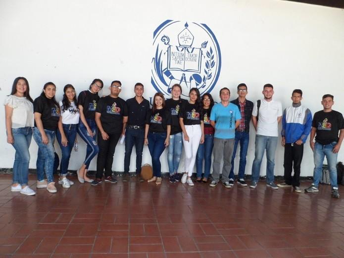 Diario Frontera, Frontera Digital,  ULA TOVAR, Mocoties, ,Estudiantes ulandinos tovareños  activados para las venideras elecciones
