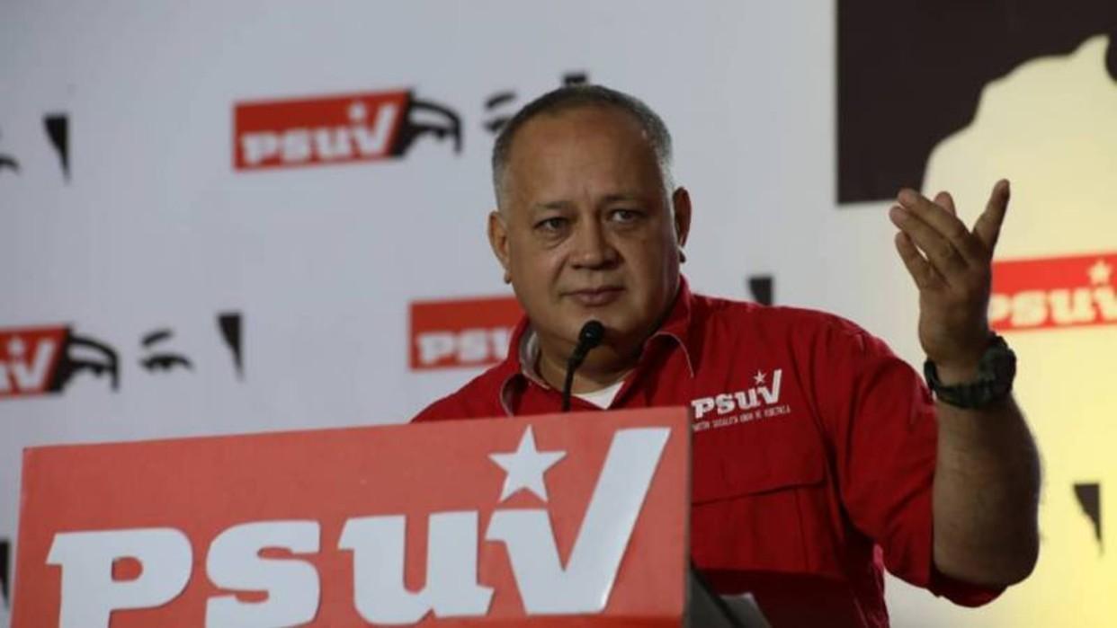 Diario Frontera, Frontera Digital,  DIOSDADO CABELLO, Politica, ,Diosdado Cabello asegura que no le pasará nada a Guaidó cuando regrese