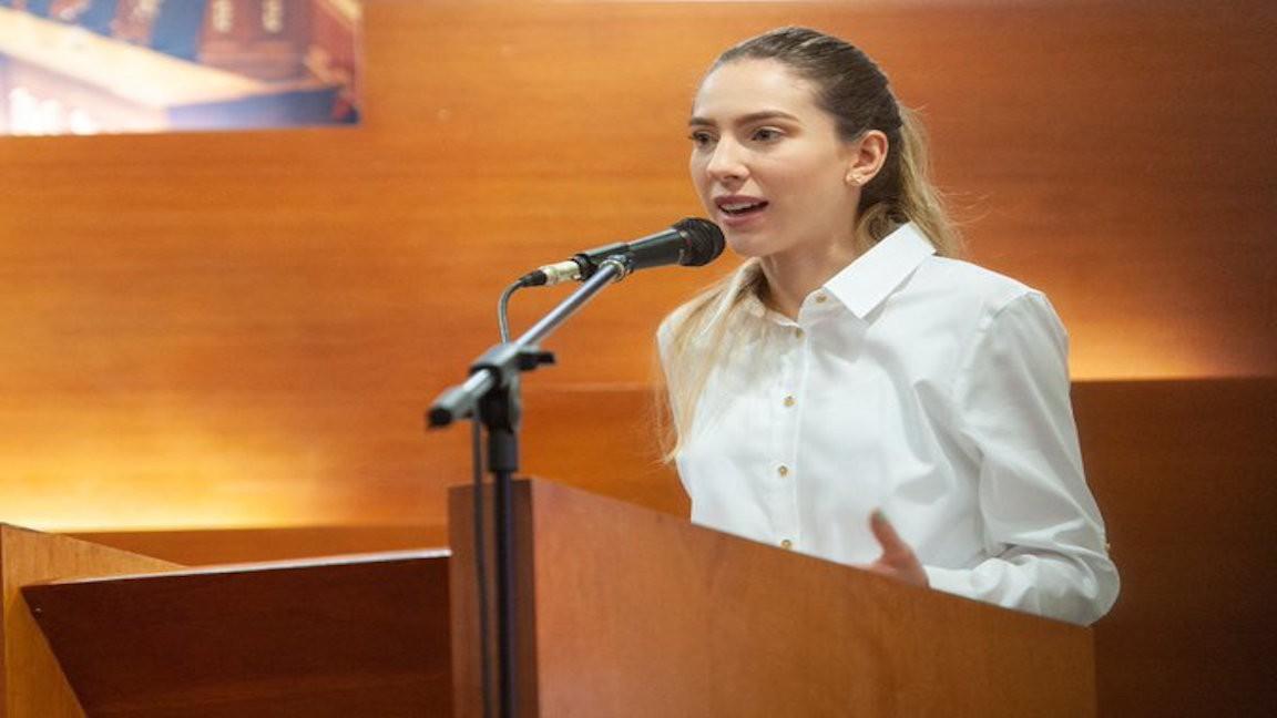 Diario Frontera, Frontera Digital,  FABIANA ROSALES, Regionales, ,Fabiana Rosales felicitó a electos de la FCU – ULA
