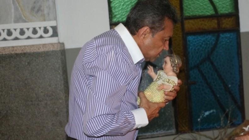http://fronteradigital.com.ve/Gobernador de Mérida pidió por un mejor país  ante la grave crisis al Niño de La Cuchilla