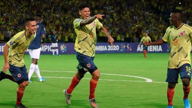 http://fronteradigital.com.ve/Colombia se juega una final con Venezuela en el Preolímpico