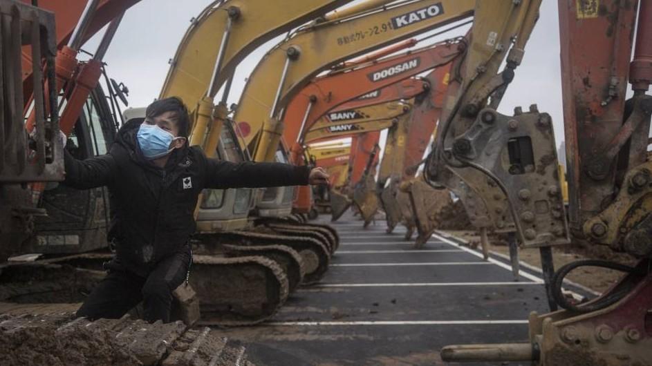http://fronteradigital.com.ve/Viaje al hospital que Wuhan construye en 10 días