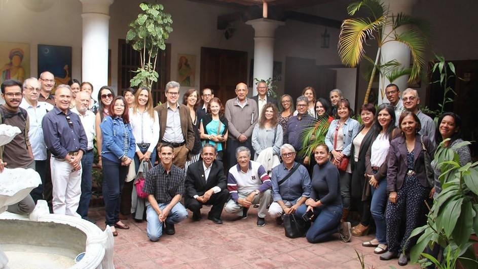 http://fronteradigital.com.ve/La Rama Dorada presentó propuesta del Distrito Cultural y Creativo