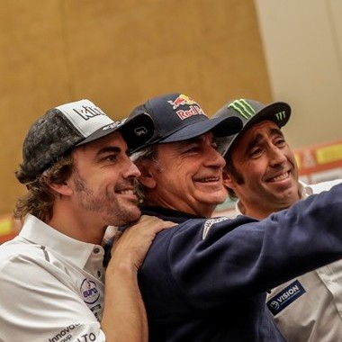 Diario Frontera, Frontera Digital,  DAKAR, Deportes, ,El Rally Dakar comienza este domingo  con Alonso y Al-Attiyah como favoritos