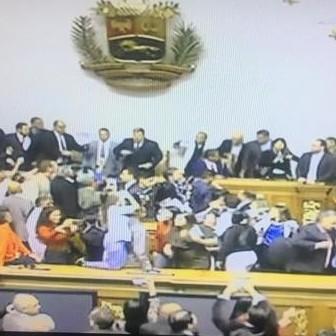 Diario Frontera, Frontera Digital,  AN, Nacionales, ,El chavismo da un golpe y se hace con el control de la  Asamblea Nacional venezolana que lideraba Guaidó