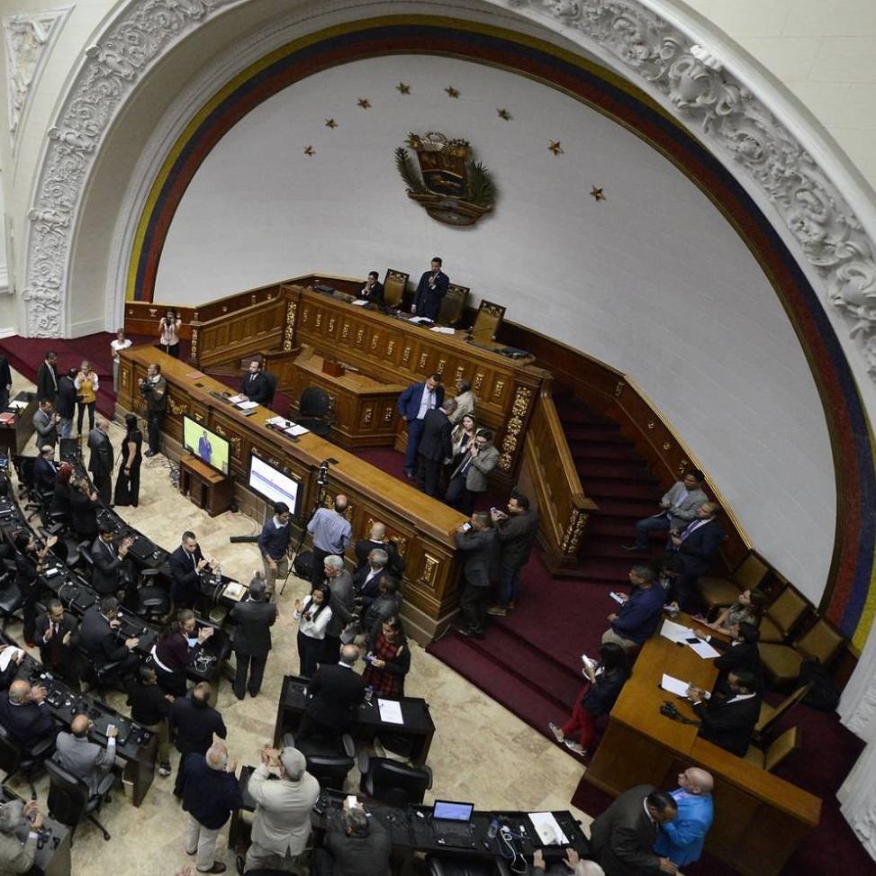 Diario Frontera, Frontera Digital,  AN, Nacionales, ,Tensión en Venezuela ante la reelección de Guaidó  como presidente de la Asamblea Nacional