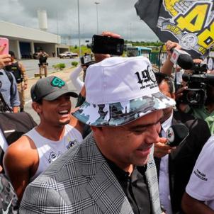 Diario Frontera, Frontera Digital,  RAFAEL DUDAMEL, Deportes, ,Histórico: Cientos de fanáticos recibieron a  Dudamel en su llegada al Atlético Mineiro