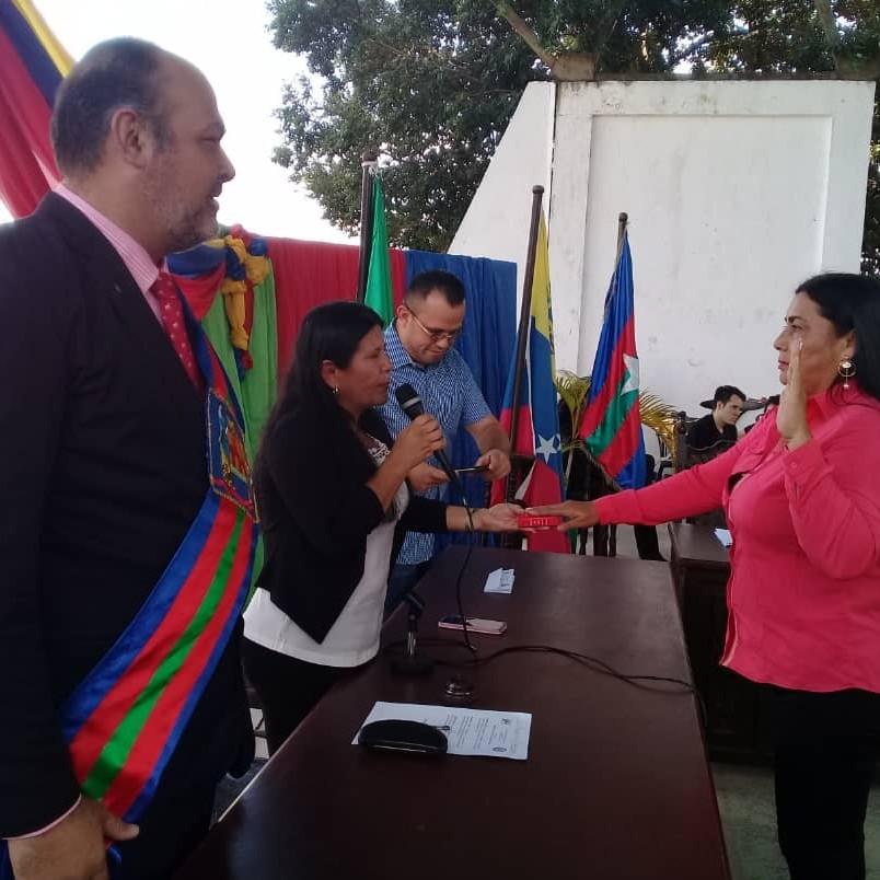 Diario Frontera, Frontera Digital,  CÁMARA MUNICIPAL ALBERTO ADRIANI, Panamericana, ,MELBA TOSCANO: EL PUEBLO VIGIENSE LLEGÓ AL CONCEJO MUNICIPAL