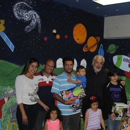 Diario Frontera, Frontera Digital,  CIDA, Regionales, ,El Cida regala alegría a los hijos de sus trabajadores