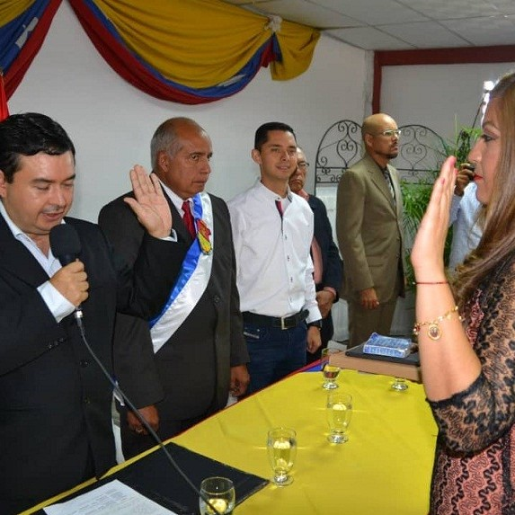 Diario Frontera, Frontera Digital,  CAMPO ELÍAS, Regionales, ,JURAMENTADA NUEVA DIRECTIVA DEL CONCEJO MUNICIPAL DE CAMPO ELÍAS