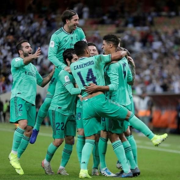 Diario Frontera, Frontera Digital,  REAL MADRID, Deportes, ,Real Madrid se recrea ante el Valencia  y se convierte en finalista de la Supercopa