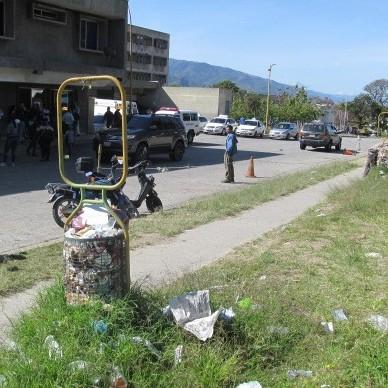 Frontera Digital,  IAHULA, Regionales,  Áreas verdes del Iahula, entre maleza y basura