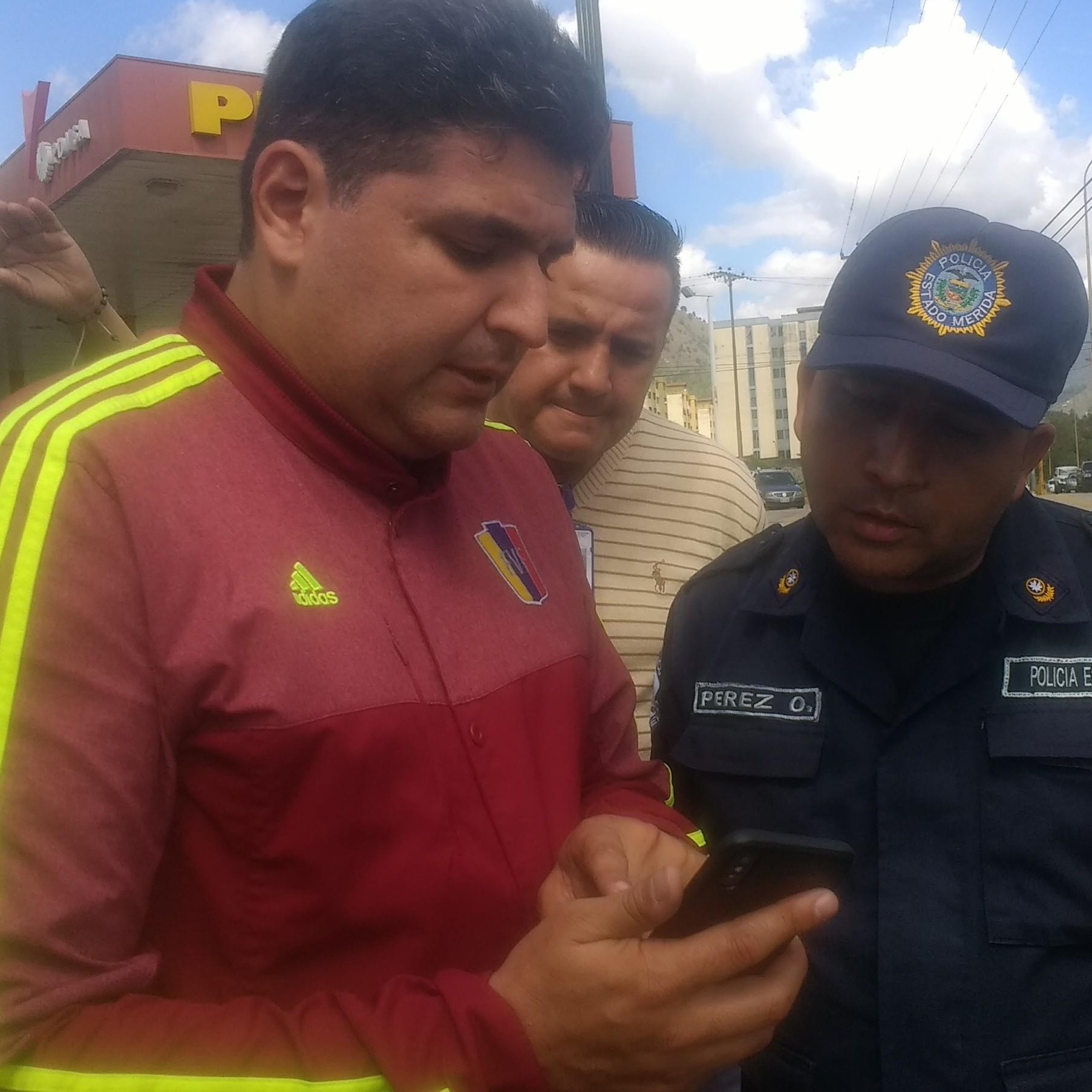"""Diario Frontera, Frontera Digital,  GASOLINA, Regionales, ,Detenidos recaudadores de cola """"VIP"""" en gasolinera merideña El Retorno"""