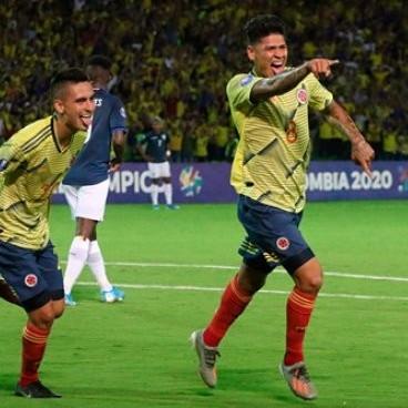 Diario Frontera, Frontera Digital,  SUB23, Deportes, ,Colombia se juega una final con Venezuela en el Preolímpico