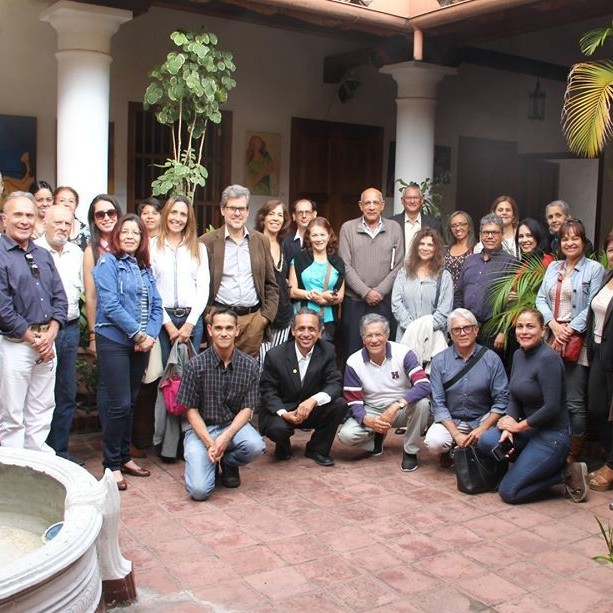 Diario Frontera, Frontera Digital,  RAMA DORADA, Regionales, ,La Rama Dorada presentó propuesta del Distrito Cultural y Creativo