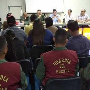 Diario Frontera, Frontera Digital,  COMBUSTIBLE, Regionales, ,Alcaldes, protectores municipales, Zodi, Clebm  y Protectorado discutieron el tema combustible