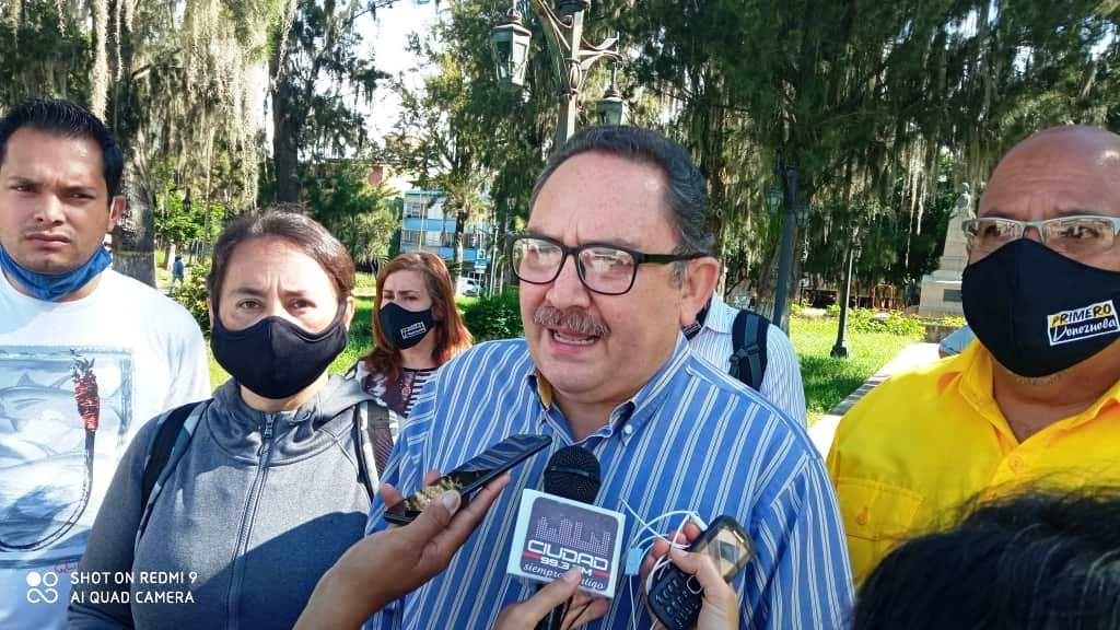Diario Frontera, Frontera Digital,  PRIMERO VENEZUELA, Politica, ,PRIMERO VENEZUELA ORGANIZA EQUIPOS DE DEFENSA DEL VOTO
