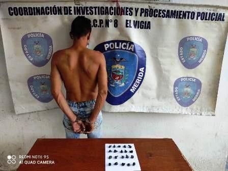 Diario Frontera, Frontera Digital,  EL VIGÍA, Sucesos, ,APREHENDEN A CIUDADANO AL INCAUTARLE SUSTANCIA  ESTUPEFACIENTE Y PSICOTRÓPICOS EN EL VIGÍA