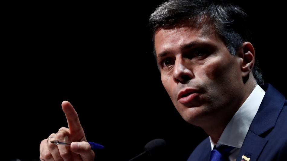 Diario Frontera, Frontera Digital,  LEOPOLDO LÓPEZ, Internacionales, ,López plantea interlocución con Maduro  pese a impulsar concepto de presidencia interina