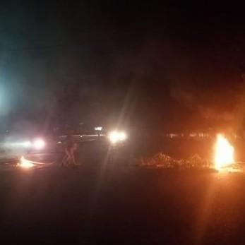 Diario Frontera, Frontera Digital,  MÉRIDA, SIN LUZ, Regionales, ,Merideños salieron a las calles  tras padecer más de 15 horas sin servicio eléctrico