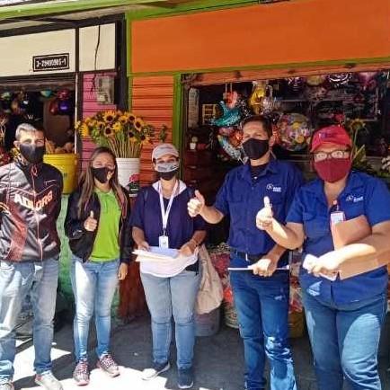 Diario Frontera, Frontera Digital,  SERGIDESOL, Regionales, ,Sergidesol visitó a los comerciantes de la Av. 16 de septiembre