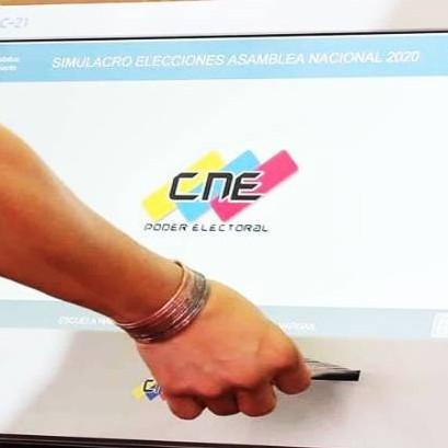 Diario Frontera, Frontera Digital,  CNE, SIMULACRO ELECTORAL, Politica, ,Hoy se realiza simulacro electoral en 381 centros de votación