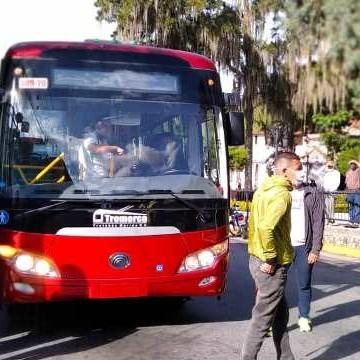 Diario Frontera, Frontera Digital,  RUTA MÉRIDA - TABAY, Regionales, ,Ruta Mérida-Tabay fue reactivada por Tromerca para beneficio del pueblo