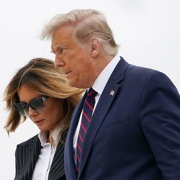 Diario Frontera, Frontera Digital,  DT, Internacionales, ,Presidente Donald Trump y su esposa  dan positivo a un test de coronavirus