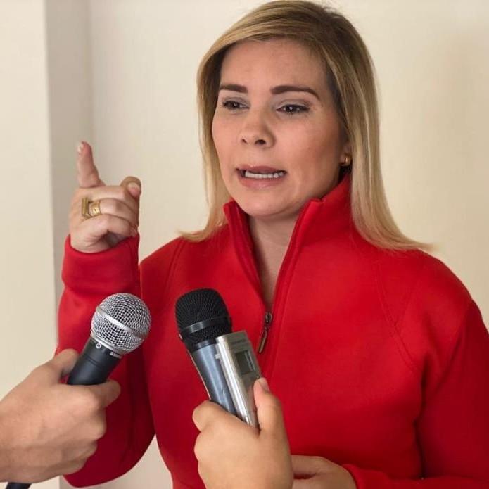 """Diario Frontera, Frontera Digital,  GRISELDA REYES, Politica, ,Griselda Reyes: """"Exigimos elecciones libres para salir de la crisis"""""""