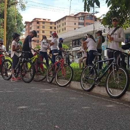 Diario Frontera, Frontera Digital,  CICLÑORUTA DE MÉRIDA, ALCALDÍA DE M+ERIDA, ALCIDES MONSALVE, Regionales, ,Con éxito se llevó a cabo la Cicloruta en Mérida.