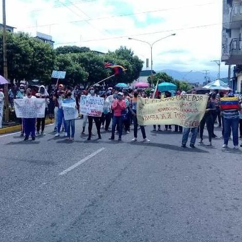 Diario Frontera, Frontera Digital,  PROTESTA DE LOS DOCENTES, Panamericana, ,DOCENTES PROTESTARON, MANIFESTARON  Y TRANCARON EL VIGÍA POR SALARIOS JUSTOS