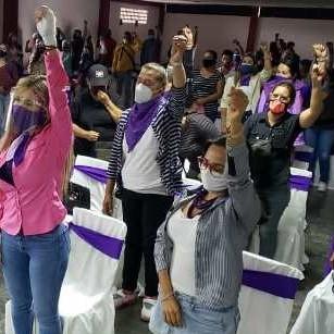 Diario Frontera, Frontera Digital,  MUNICIPIO CAMPO ELÍAS, Regionales, ,MUJERES DEL CIRCUITO 4 CAMINAN DE MANERA AVASALLANTE RUMBO Al 6D