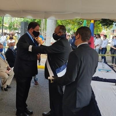 Diario Frontera, Frontera Digital,  FUNDACIÓN DE MÉRIDA, ALCALDÍA DE MÉRIDA, ALCIDES MONSALVE CEDILLO, Regionales, ,La parroquia se vistió de gala para celebrar los 462 años de Merida