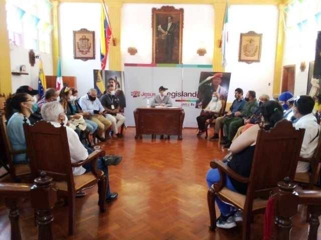 Diario Frontera, Frontera Digital,  JESÚS ARAQUE, PRESIDENTE DEL CLEBM, Regionales, ,Presidente del Clebm celebró encuentro  con equipos de salud en el estado