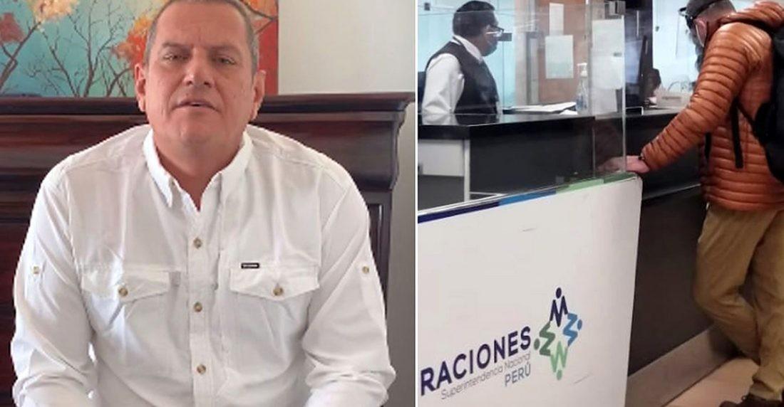 Diario Frontera, Frontera Digital,  XENÓFOBO PERUIANO, Internacionales, ,Intentó salir de Perú el xenófobo que insultó a inmigrante venezolano