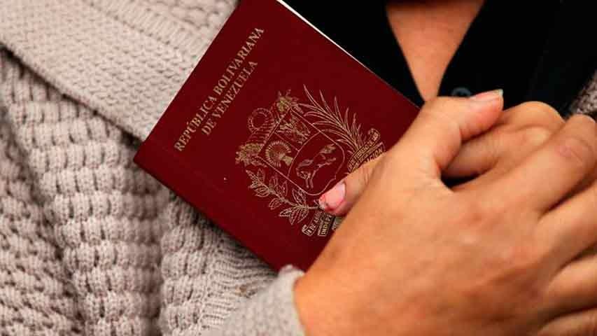 Diario Frontera, Frontera Digital,  SAIME, Nacionales, ,Este lunes reinicia la impresión pasaportes y prórrogas