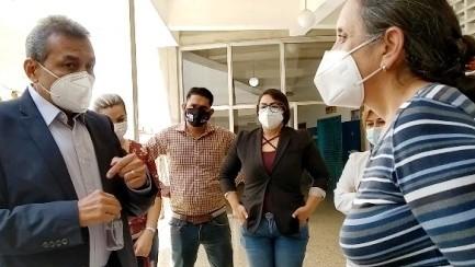 http://fronteradigital.com.ve/Aires acondicionados de unidad oncológica  estarán en funcionamiento al finalizar la semana