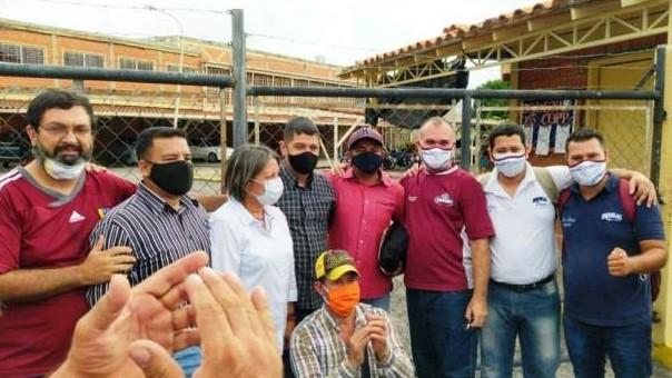 http://fronteradigital.com.ve/TRIBUNAL DE CONTROL OTORGÓ LIBERTAD PLENA A LOS SINDICALISTAS DE PARMALAT DE EL VIGÍA