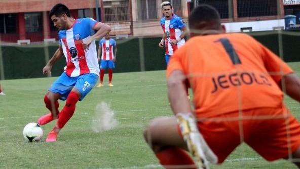 http://fronteradigital.com.ve/José Rivas marcó su primer Hat Trick con la camiseta rojiblanca