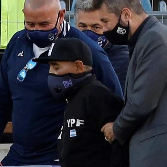 Diario Frontera, Frontera Digital,  DIEGO ARMANDO MARADONA, Deportes, ,Diego Armando Maradona  fue internado en una clínica de La Plata
