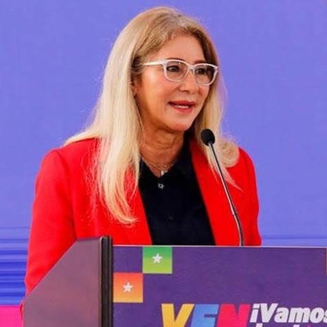 Diario Frontera, Frontera Digital,  CILIA FLORES, Politica, ,Cilia Flores: En cualquier momento se da el acercamiento con EEUU