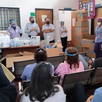 Diario Frontera, Frontera Digital,  SALA MATERNO INFANTIL DE EJIDO, Salud, ,Sala Materna recibe la mano amiga  del gobernador Ramón Guevara