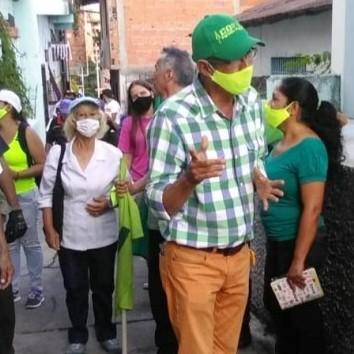 """Diario Frontera, Frontera Digital,  ALIANZA DEMOXCRÁTICA, CIRCUITO 4, Politica, ,William Ceballos: """"Mérida se ha hundido más en la pobreza  por haber entregado espacios políticos"""""""