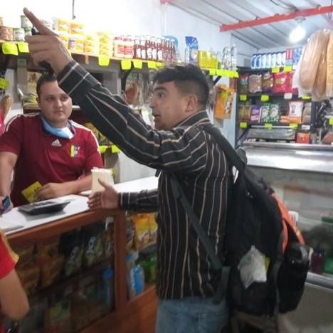 Diario Frontera, Frontera Digital,  ALDENI VILORIA, Politica, ,El municipio Campo Elías ha recibido la visita del candidato Aldeni Viloria de Primero Venezuela