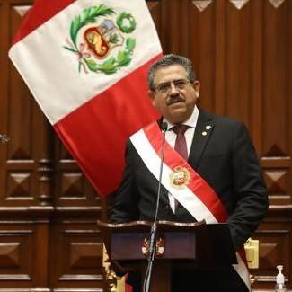 Diario Frontera, Frontera Digital,  MANUEL MERINO, Internacionales, ,Manuel Merino juró como presidente:  Los cinco ejes de su primer mensaje a la Nación