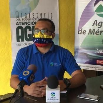 """Diario Frontera, Frontera Digital,  AGUAS DE MÉRIDA, OSWALDO FERRER, Regionales, ,Eficiente gestión de Aguas de Mérida  es utilizada para """"politiquería electorera"""" de la oposición"""